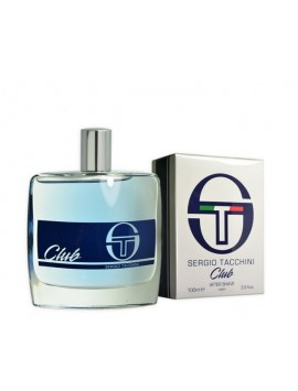 Sergio Tacchini CLUB MAN After Shave Lotion 100ml