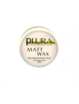 Plura Professional Line FINISHING Matt Wax 100ml