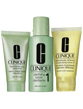Clinique 3-STEP Introduction Kit Skin Type 1