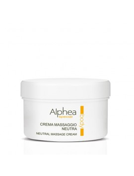 Alphea Professional Crema Massaggio Neutra 500ml