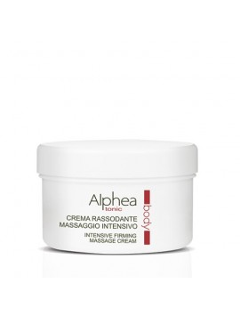 Alphea Professional Crema Rassodante Massaggio Intensivo 500ml