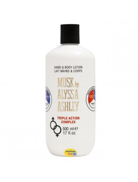 Alyssa Ashley MUSK BY ALISSA Triple Action Complex Body Lotion 500ml