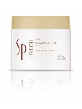 Wella SP System Professional LUXE OIL Keratin Restore Mask 400ml