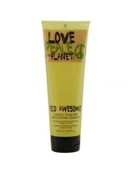 Tigi Love Peace et the Planet ECO AWESOME SHAMPOO 250ml