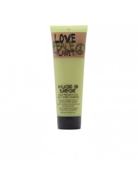 Tigi Love Peace et the Planet DAILY SHINE SHAMPOO 250ml