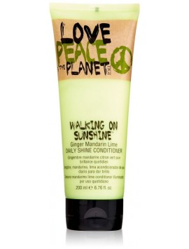 Tigi Love Peace et the Planet DAILY SHINE CONDITIONER 250ml
