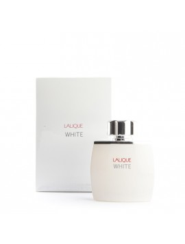 Lalique WHITE MEN Homme Eau de Toilette 125ml