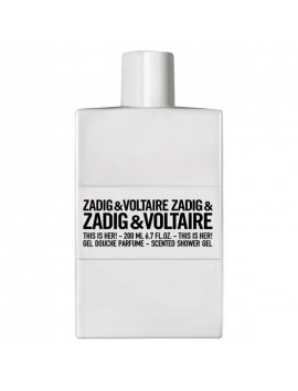 Zadig & Voltaire THIS IS HER Gel Douche Parfume 200ml
