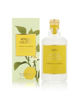 4711 LEMON & GINGER Eau de Cologne 170ml