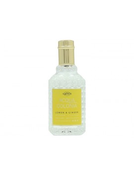 4711 LEMON e GINGER Eau de Cologne 50ml