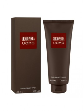 Grigio Perla UOMO Bath Shower Gel 400ml
