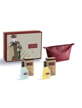 Atkinsons FOR GENTLEMEN Gift Set after shave 90 ml + pre elettric 90 ml + pochette