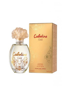 Cabotine GOLD Eau de Toilette 100ml