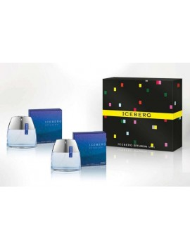 Iceberg EFFUSION Eau de Toilette 75ml + After Shave 75ml Gift Set