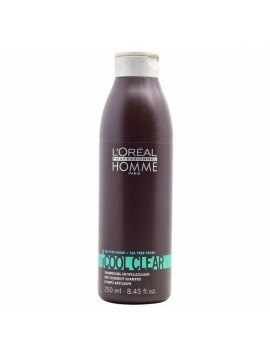 L'Oreal Professionnel HOMME COOL CLEAR Shampoo Antiforfora 250ml