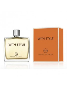 Sergio Tacchini WITH STYLE After Shave 100ml