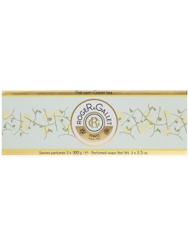 Roger & Gallet THE VERT Tris Sapone 3x100g