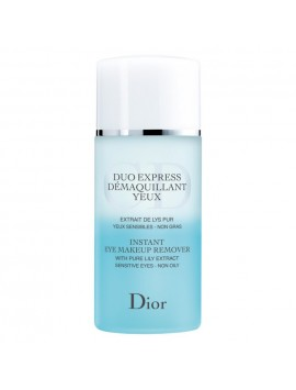 Dior DUO EXPRESS Démaquillant Yeux 125ml