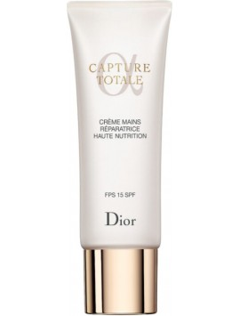 Dior CAPTURE TOTALE Haute Nutrition Creme Mains Repair SPF 15 75ml