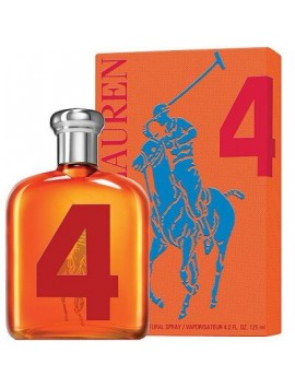 Ralph Lauren THE BIG PONY 4 Eau de Toilette 100ml Spray