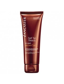 Lancaster Self Tan Beauty Face and Body Beautyfying Jelly 01 Light 125ml