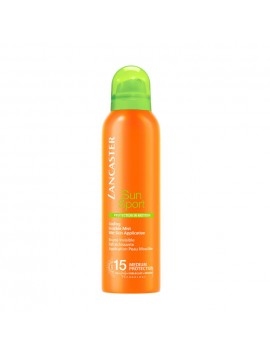 Lancaster Sun Sport Cooling Invisible Mist Wet Skin Application Spf15 200ml