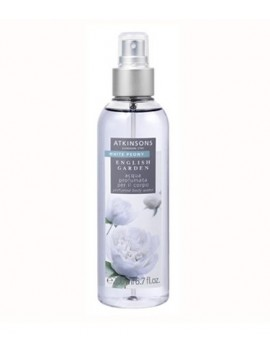 Atkinsons English Garden WHITE PEONY Acqua Profumata per il Corpo 200ml