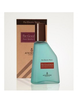Atkinsons FOR GENTLEMEN Pre-Electric Shave 90ml