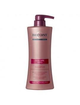 Biopoint PROFESSIONAL COLORE VIVO Shampoo 400ml