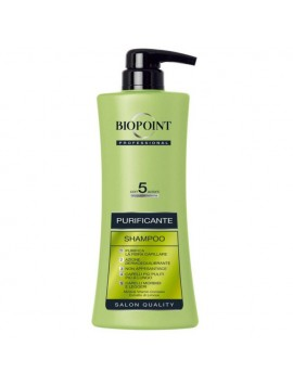Biopoint PROFESSIONAL DERMOEQUILIBRANTE Shampoo Purificante 400ml