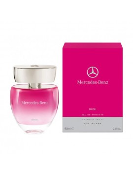 Mercedes Benz Rose Eau De Toilette Spray 60ml