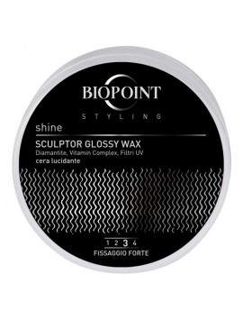 Biopoint STYLING SHINE Sculptor Glossy Wax 100ml