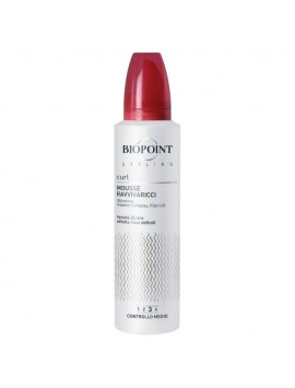Biopoint STYLING CURL Mousse Ravvivaricci 150ml