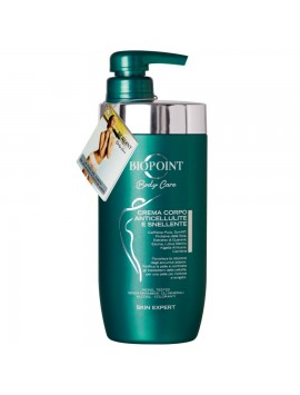 Biopoint BODY CARE Crema Corpo Anticellulite e Snellente 500ml