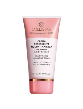 Collistar CREMA DETERGENTE MULTIVITAMINICA 150ml