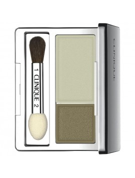 Clinique All About Shadow Duo Mixed Greens