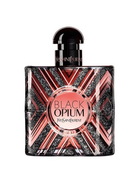 Yves Saint Laurent BLACK OPIUM PURE ILLUSION Eau de Parfum 90ml