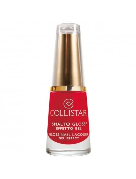 Collistar Gloss Nail Lacquer Gel Effect 580 Sofia Red