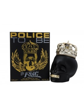 Police TO BE THE KING Eau de Toilette 125ml