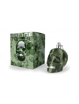 Police TO BE CAMOUFLAGE Eau de Toilette 125ml