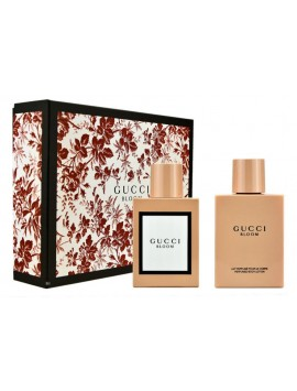 Gucci BLOOM Eau de Parfum 50ml + Body Lotion Gift Set