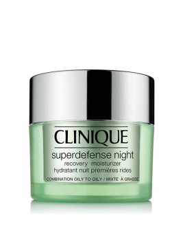 Clinique SUPERDEFENSE Night Recovery Oily Skin 50ml