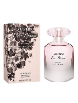 Shiseido EVER BLOOM Sakura Art Edition Eau de Parfum 50ml