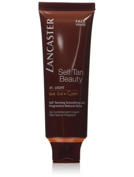 Lancaster Self Tan Beauty Face Smoothing Gel 01 Light 50ml