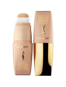 Yves Saint Laurent PERFECT TOUCH Radiant Brush Foundation-11
