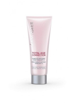 Lancaster TOTAL AGE Correction Anti Aging Hand Cream SPF15 75ml