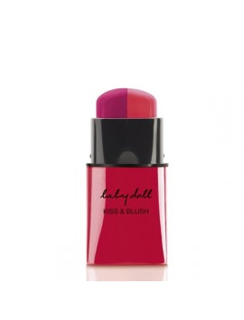 Yves Saint Laurent BABY DOLL Kiss & Blush Duo Stick col. 01 From Marrakesh to Paris