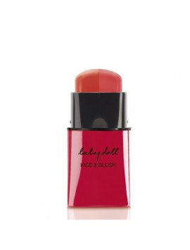 Yves Saint Laurent BABY DOLL Kiss & Blush Duo Stick col. 03 From Cute to Devilish