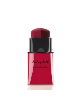 Yves Saint Laurent BABY DOLL Kiss & Blush Duo Stick col. 07 From Mild to Spicy