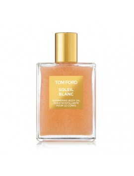 Tom Ford EAU DE SOLEIL BLANC Shimmering Body Oil Rose Gold 100ml